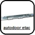 ประตูกระจกอัตโนมัติ ETAC